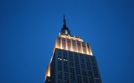 Empire State Building Switches To 100% Renewable Energy