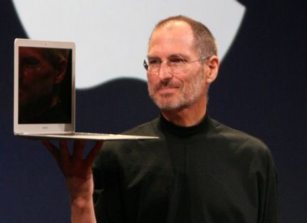 William Saletan Thinks Steve Jobs Owes Someone A Liver