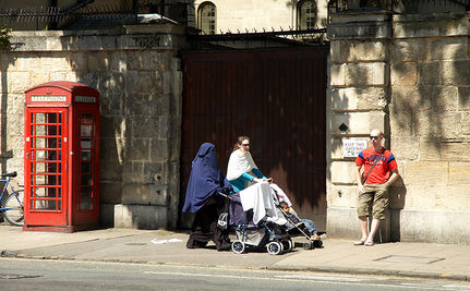 Anti-Muslim Prejudice is Normal in Britain, Says Politician