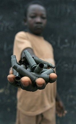 No Childhood for Child Soldiers