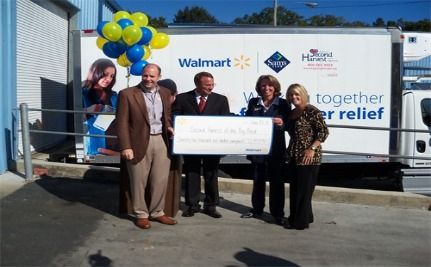 Walmart Donates $2 Million To Make Food Banks Energy-Efficient