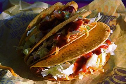 """Taco Bell Sued Over """"Beef"""""""