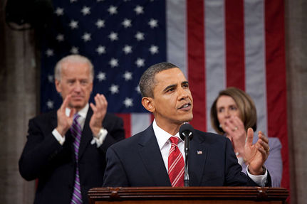 A Look Inside the State of the Union Address