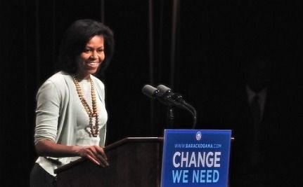 Our Continuing Obsession With What Michelle Obama Wears