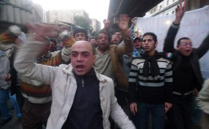 What's Happening in Egypt