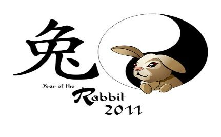 Happy New Year of the Rabbit; Good Bye to the Tigers of Oppression [VIDEO]