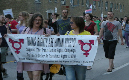 Almost Half of Transgender People Have Attempted Suicide