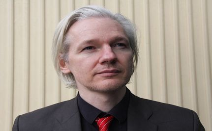 Is Freedom of Information on Trial, or Just a Man Named Julian Assange?