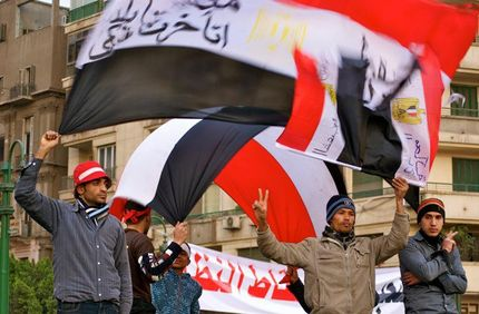 12 Videos of Poetry, Performance, Music, and Dance from Cairo's Tahrir Square (VIDEOS)