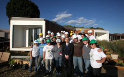 DOI Moves 2011 Solar Decathlon Off National Mall, Students Protest