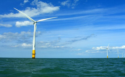 Massive Offshore Wind Farm Approved In UK