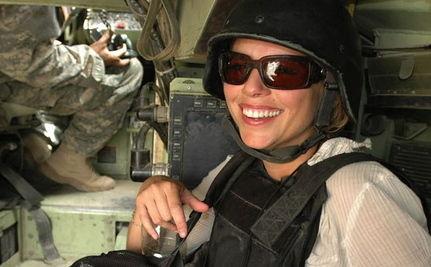 CBS Reporter Lara Logan Sexually Assaulted in Cairo