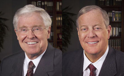 Koch Industries Spending Big Money to Block Climate Legislation