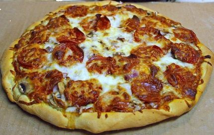Protest in Wisconsin — Get Some Pizza!