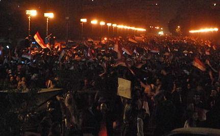 I was a Mob Sex Attack Victim in Tahrir Square… Just Like Lara Logan