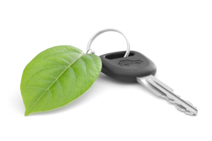 The Greenest Car Is…