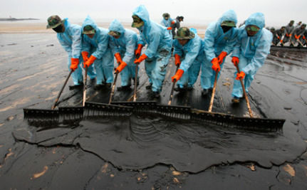 NIEHS Launches Major Study Of Gulf Oil Spills' Health Impacts
