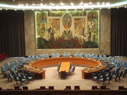 U.N. Security Council Discusses Sanctions Against Libya In Urgent Session Saturday
