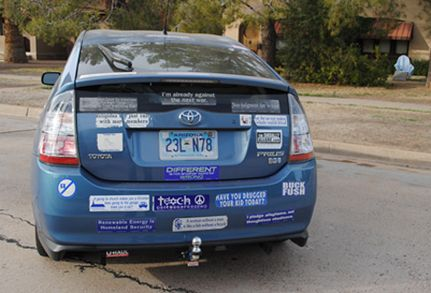 Arizona Teacher Fired Over Bumper Sticker