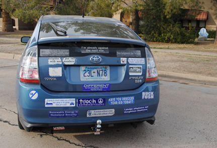 Arizona teacher fired over bumper sticker