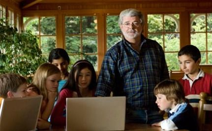 Star Wars' George Lucas Says: Join the Movement to Transform Learning
