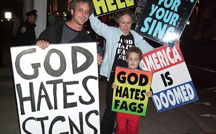 "SCOTUS Rules For ""Church Picketers"" from Westboro Church In Funeral Picketing Case"
