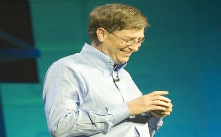 Bill Gates Accuses States of Enron Style Budgeting