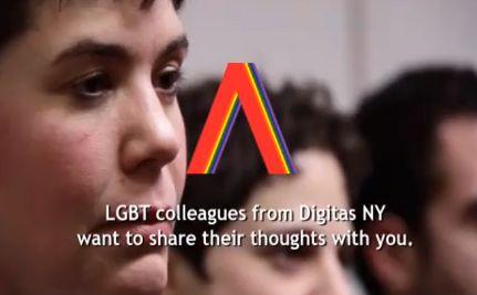 "Digitas New York to LGBT Teens: ""It Gets Better"" (VIDEO)"