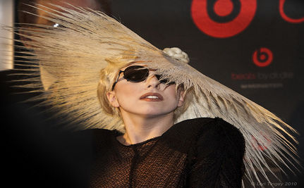 Lady Gaga Sues Over Breast Milk Ice Cream