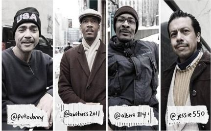 'Underheard In New York' Helps The Homeless Tweet Their Story