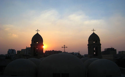 Violence Erupts Between Christians and Muslims in Cairo