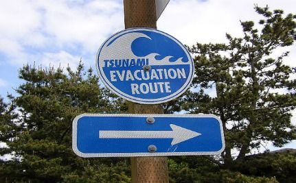 Far From Japan, Tsunami Hits California Coast [VIDEO]