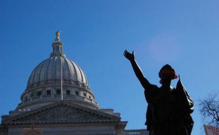 War On Unions Goes Viral, Wisconsin is Patient Zero