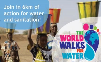 This Weekend, The World Walks For Water