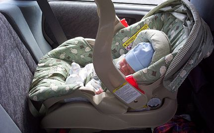 New Child Carseat Recommendations: Does Your Child Fit?