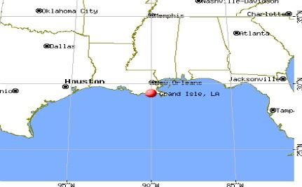 New Oil Spill Spreading Across The Gulf Of Mexico
