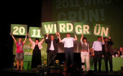 Germany's First Green State Governor