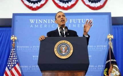 Obama Energy Speech Calls For Reduction In Oil Imports