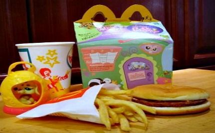 No More Happy Meals in New York City?
