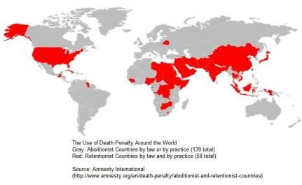 Global Trend Away From Penalty Continues | Care2 Causes on