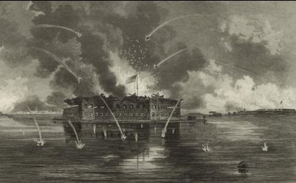 On This Day, 1861 – Confederacy Attacks Fort Sumter, Civil War Begins