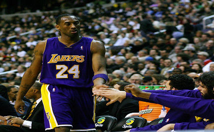 Kobe Bryant No More Homophobic than the Average Sportsman?
