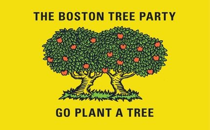 Boston Tree Party Seeds A Healthier Future