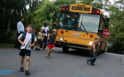 As Gas Prices Rise, Can We Afford to Keep School Buses Running?