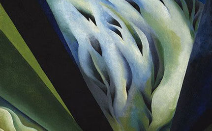 For Women, Georgia O'Keeffe Paintings May Look More Erotic While You're Fertile