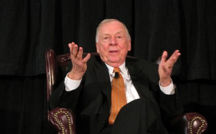 Pickens Thinks New Yorkers Don't Understand Fracking