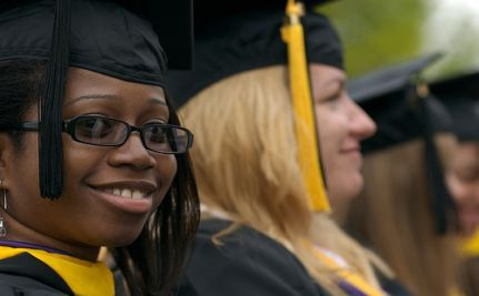 A First: Women Earning More Graduate Degrees Than Men