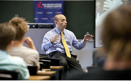 The Reinvention of Philanthropy: An Interview With The Aspen Institute's Jonathan Greenblatt