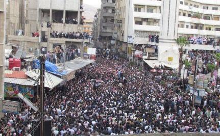 Syrian Ambassador Not Welcome at Royal Wedding; Daraa Under Siege