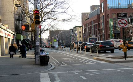 Ride Outside NYC's Bike Lanes, Get a Ticket